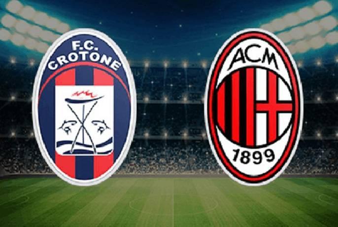 Nhận định, soi kèo Crotone vs AC Milan, 23h00 27/09
