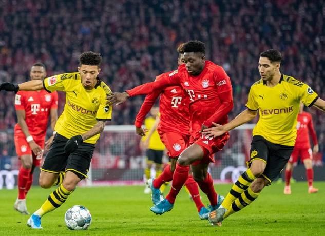 Nhận định, soi kèo Bayern Munich vs Dortmund, 01h30 01/10