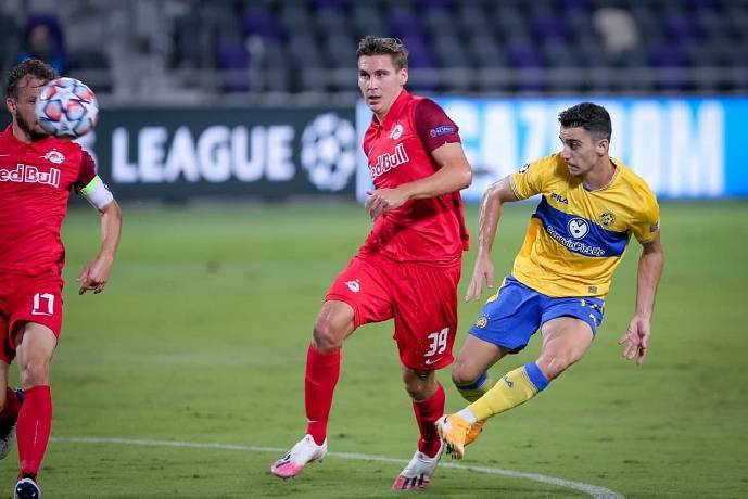 Nhận định, soi kèo RB Salzburg vs Maccabi Tel Aviv, 02h00 01/10