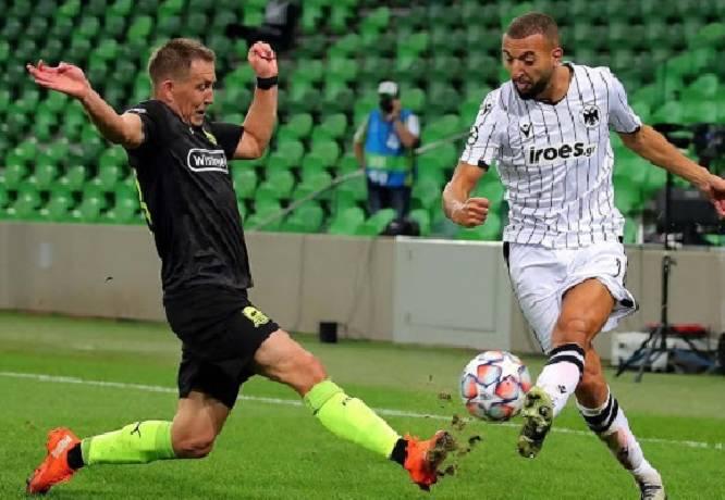 Nhận định, soi kèo PAOK vs Krasnodar, 02h00 01/10