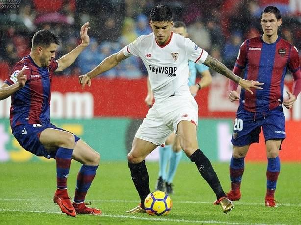 Nhận định, soi kèo Sevilla vs Levante, 00h00 02/10