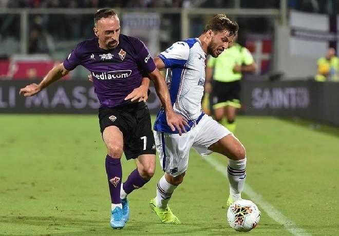 Nhận định, soi kèo Fiorentina vs Sampdoria, 01h45 03/10