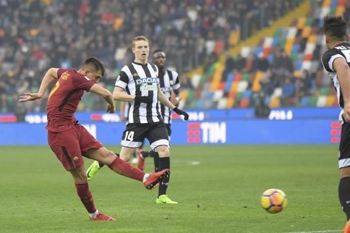 Nhận định, soi kèo Udinese vs AS Roma, 01h45 04/10