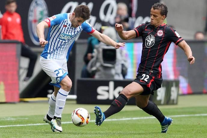 Nhận định, soi kèo Eintracht Frankfurt vs Hoffenheim, 20h30 ngày 3/10