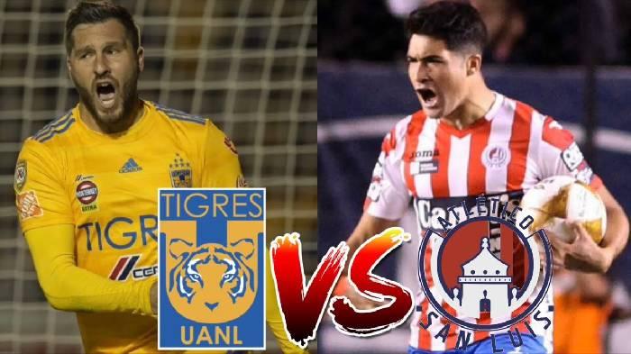 Nhận định, soi kèo Tigres UANL vs Atletico San Luis, 07h00 04/10