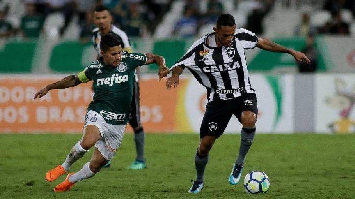 Nhận định, soi kèo Botafogo vs Palmeiras, 07h30 08/10