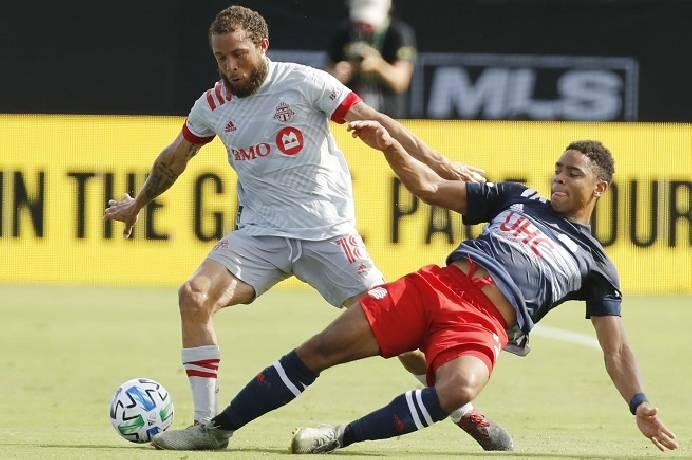 Nhận định, soi kèo New England vs Toronto FC, 06h30 08/10
