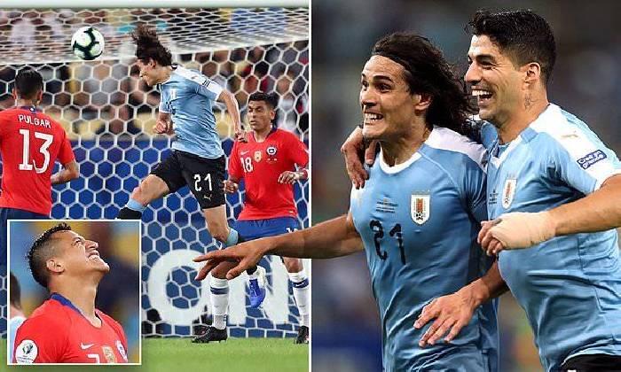 Nhận định, soi kèo Uruguay vs Chile, 05h45 09/10
