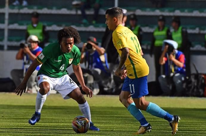 Nhận định, soi kèo Brazil vs Bolivia, 07h30 10/10