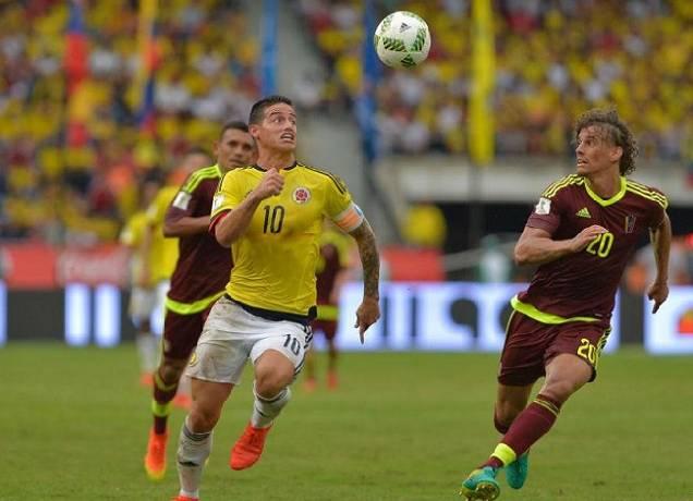 Nhận định, soi kèo Colombia vs Venezuela, 06h30 10/10