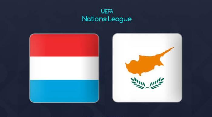 Nhận định, soi kèo Luxembourg vs Síp, 20h00 ngày 10/10