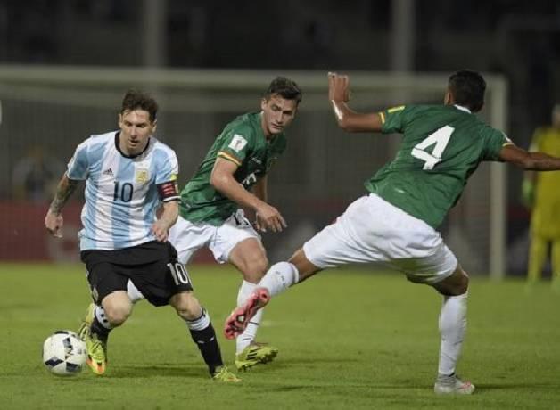 Nhận định, soi kèo Bolivia vs Argentina, 03h00 14/10