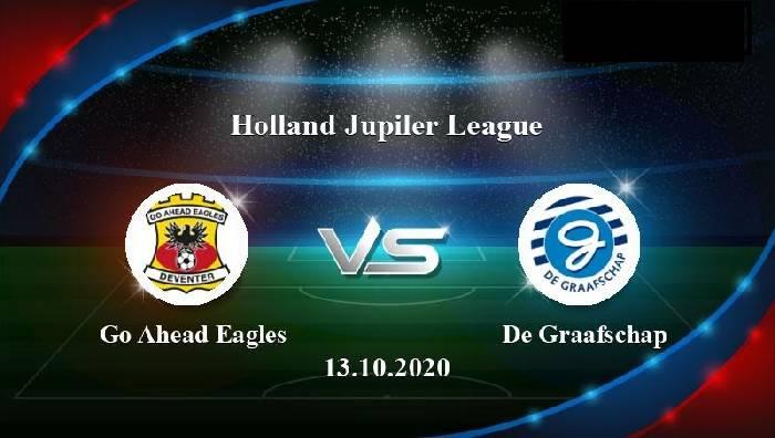 Nhận định, soi kèo Go Ahead vs De Graafschap, 23h00 ngày 13/10