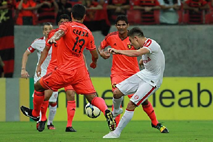 Nhận định, soi kèo Sport Recife vs Internacional, 07h30 15/10