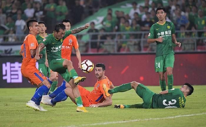 Nhận định, soi kèo Shandong Luneng vs Beijing Guoan, 14h30 17/10