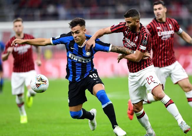 Nhận định, soi kèo Inter Milan vs AC Milan, 23h00 17/10