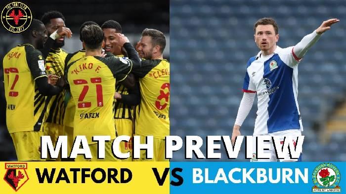 Nhận định, soi kèo Watford vs Blackburn, 01h45 22/10