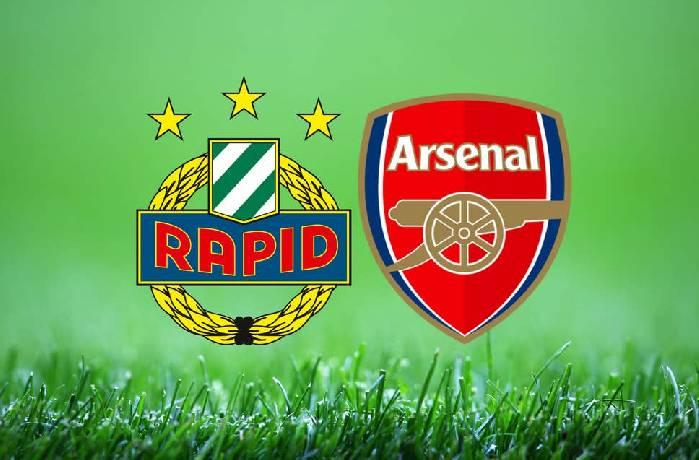 Nhận định, soi kèo Rapid Vienna vs Arsenal, 23h55 ngày 22/10