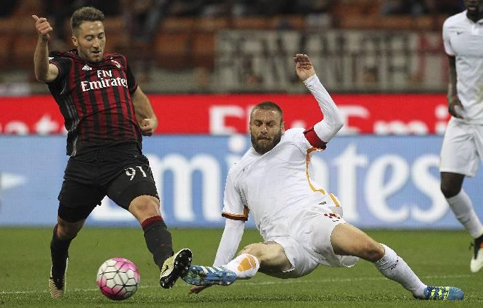 Nhận định, soi kèo AC Milan vs AS Roma, 02h45 27/10