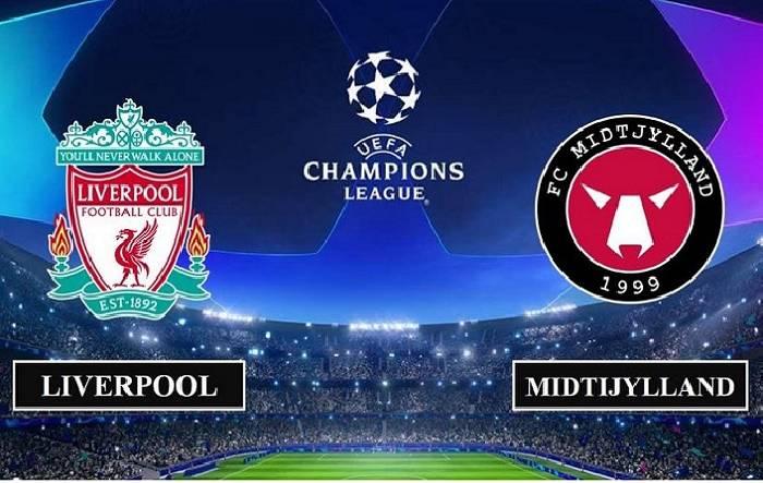 Nhận định, soi kèo Liverpool vs Midtjylland, 03h00 28/10