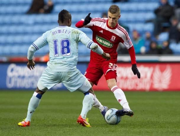 Nhận định, soi kèo Middlesbrough vs Coventry, 02h45 28/10