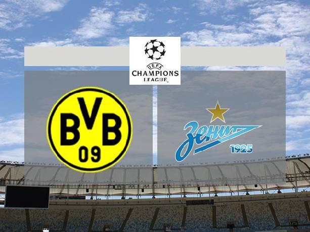 Nhận định, soi kèo Dortmund vs Zenit, 03h00 29/10