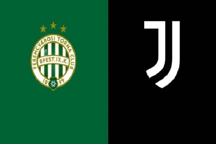 Nhận định, soi kèo Ferencvarosi vs Juventus, 03h00 05/11