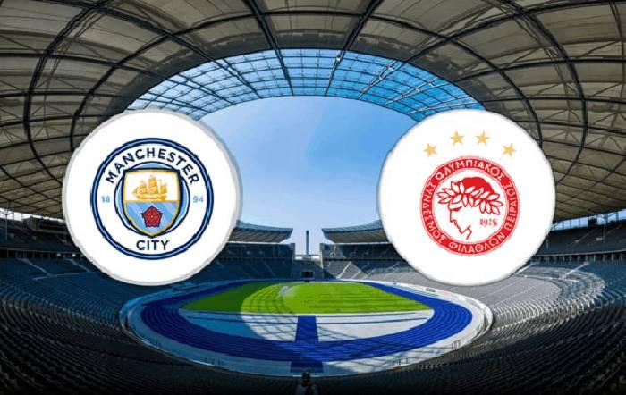 Nhận định, soi kèo Man City vs Olympiacos, 03h00 04/11