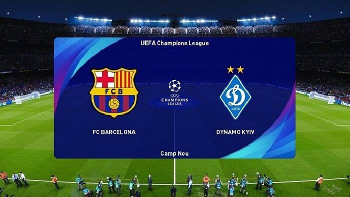 Nhận định, soi kèo Barcelona vs Dinamo Kiev, 03h00 05/11
