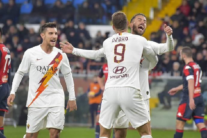 Nhận định, soi kèo Genoa vs AS Roma, 21h00 08/11