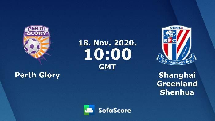 Nhận định, soi kèo Perth Glory vs Shanghai Shenhua, 17h00 ngày 18/11