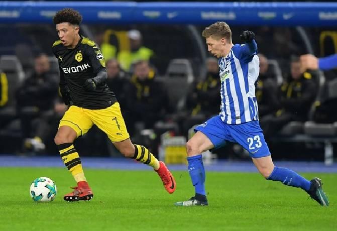 Nhận định, soi kèo Hertha Berlin vs Dortmund, 02h30 22/11