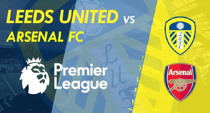 Nhận định, soi kèo Leeds Utd vs Arsenal, 23h30 22/11