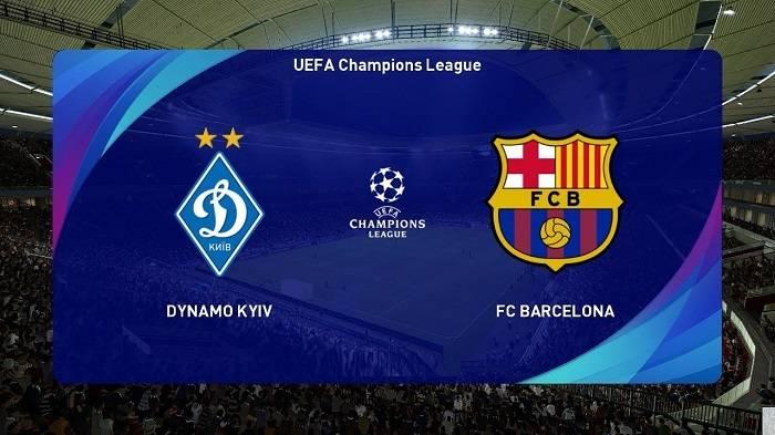 Nhận định, soi kèo Dynamo Kiev vs Barcelona, 03h00 25/11