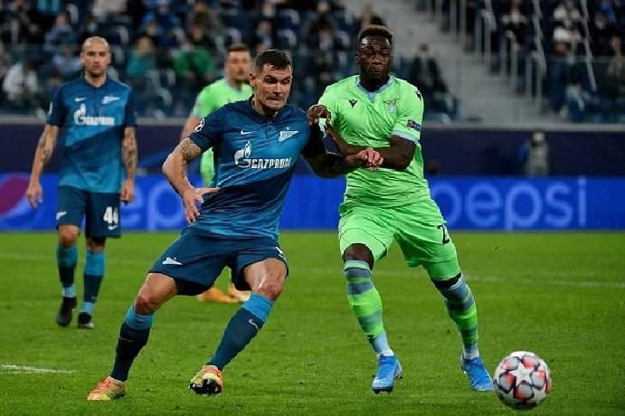 Nhận định, soi kèo Lazio vs Zenit, 03h00 25/11
