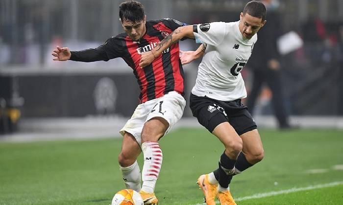 Nhận định, soi kèo Lille vs AC Milan, 00h55 27/11