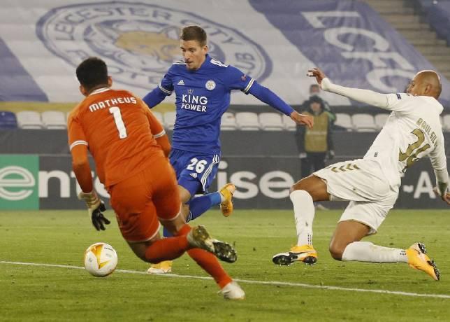Nhận định, soi kèo Braga vs Leicester, 0h55 ngày 26/11