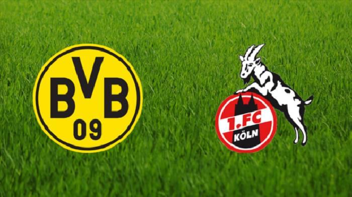 Nhận định, soi kèo Dortmund vs FC Koln, 21h30 28/11