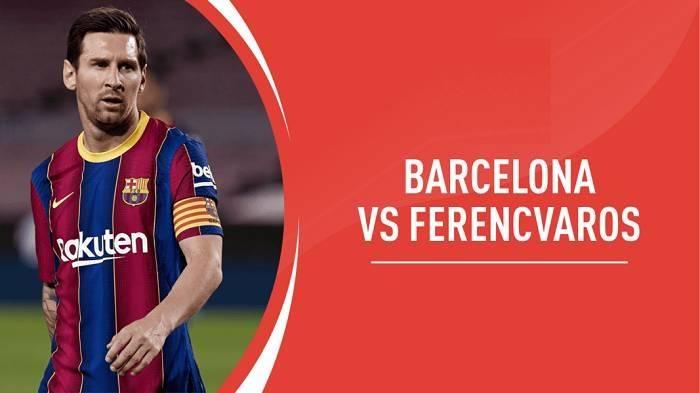 Nhận định, soi kèo Ferencvarosi vs Barcelona, 03h00 03/12