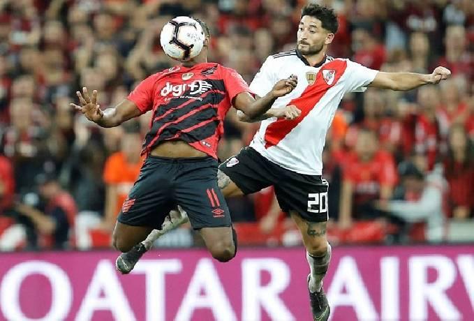 Nhận định, soi kèo River Plate vs Atletico Paranaense, 05h15 02/12