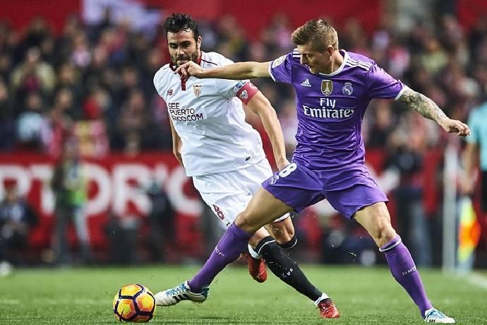 Nhận định, soi kèo Sevilla vs Real Madrid, 22h15 05/12