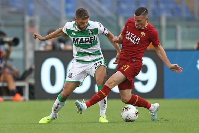 Nhận định, soi kèo AS Roma vs Sassuolo, 21h00 06/12