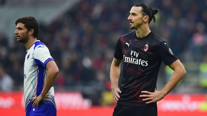 Nhận định, soi kèo Sampdoria vs AC Milan, 02h45 07/12