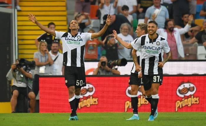 Nhận định, soi kèo Udinese vs Crotone, 0h30 ngày 16/12