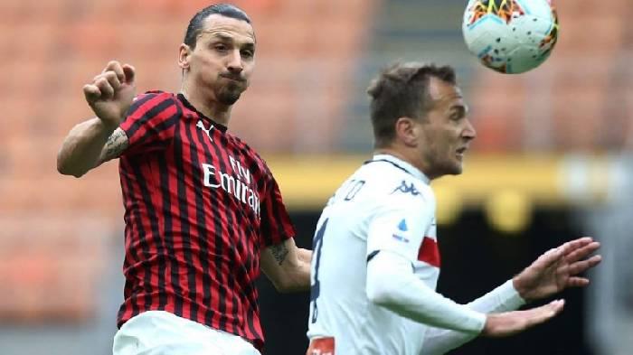Soi kèo từ sàn châu Á Genoa vs AC Milan, 02h45 17/12