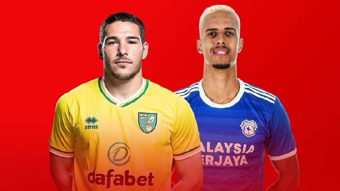 Nhận định, soi kèo Norwich vs Cardiff, 19h30 ngày 19/12