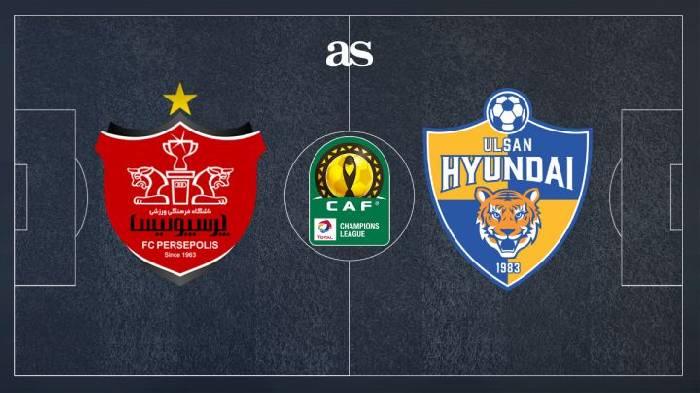 Nhận định, soi kèo Persepolis vs Ulsan Hyundai, 19h00 ngày 19/12