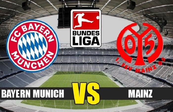 Nhận định, soi kèo Bayern Munich vs Mainz, 00h00 04/01