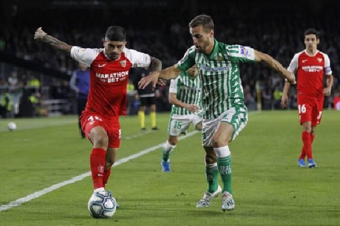 Nhận định, soi kèo Betis vs Sevilla, 22h15 02/01