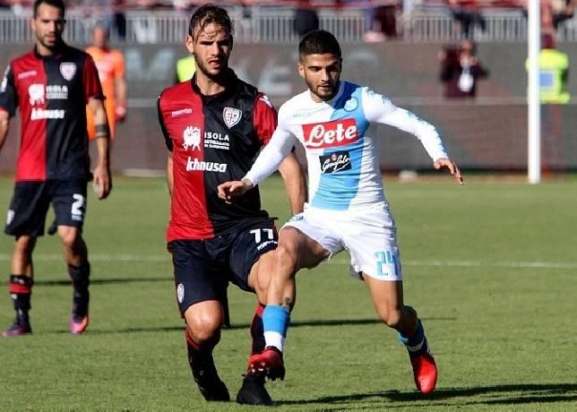 Nhận định, soi kèo Cagliari vs Napoli, 21h00 03/01